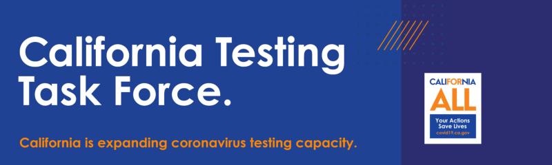 California Testing Task Force logo